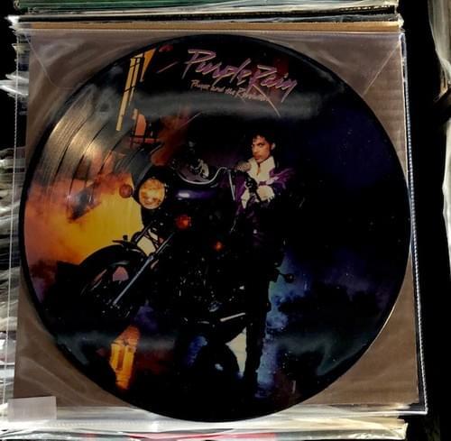 Prince- Purple Rain LP On Vinyl, Picture Disc Or Deluxe 2xCD Set