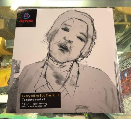 Everything But The Girl- Temperamental 2x LP On Vinyl [IMPORT]