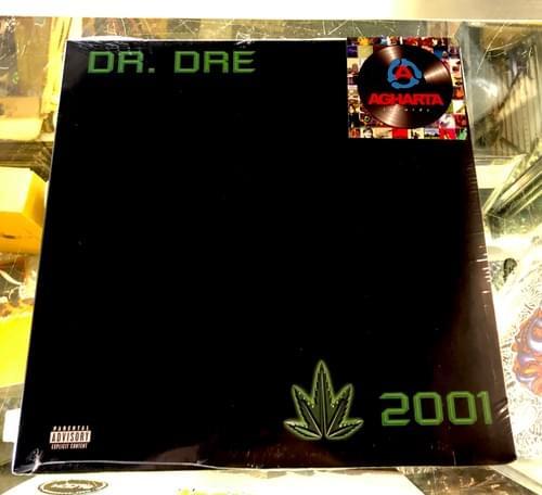 DR. DRE -2001 2xLP On Vinyl