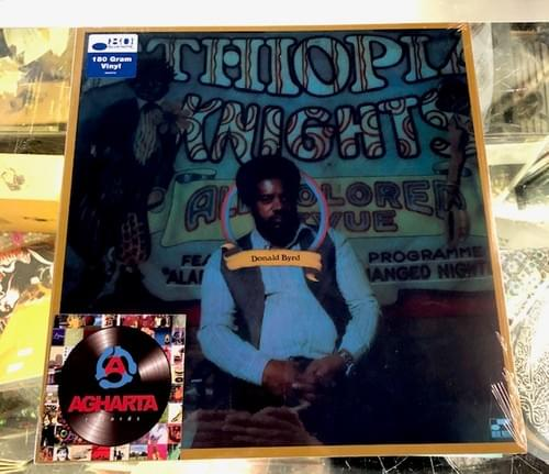 Donald Byrd- Ethiopian Nights LP On Vinyl [IMPORT]