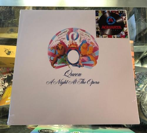 Queen- A Night At The Opera LP On Vinyl
