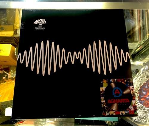 Arctic Monkeys- AM LP On Vinyl
