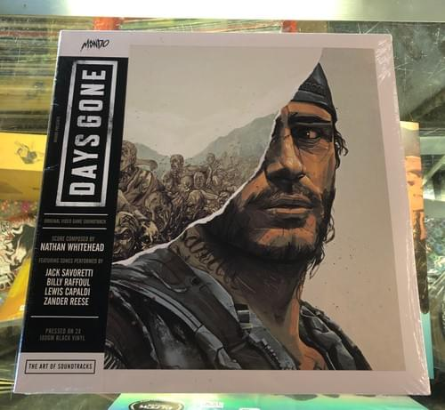 Days Gone [Original Video Game Soundtrack] Scored By Nathan Whitehead 2XLP MONDO