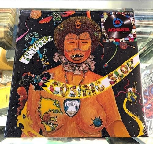 Funkadelic- Cosmic Slop LP On Vinyl