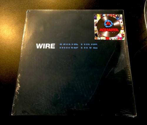 WIRE- Mind Hive LP On Vinyl (IMPORT)