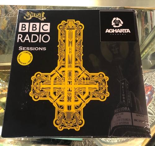 GHOST - BBC Radio Session LP On Colored Vinyl [IMPORT]