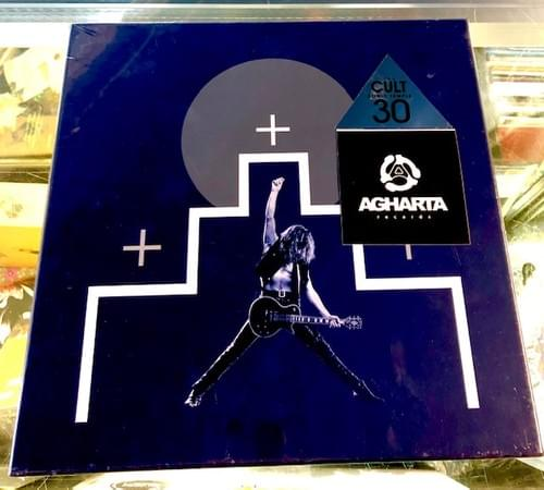 The Cult - Sonic Temple 2XLP On Vinyl Or Deluxe Box Set W 3xLP and Demo Cassette