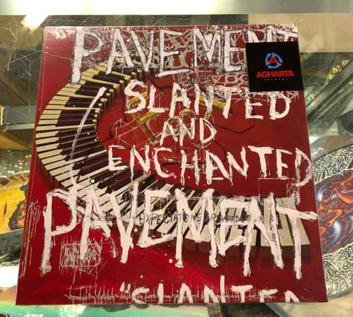 Pavement - Slanted And Enchanted LP On Vinyl