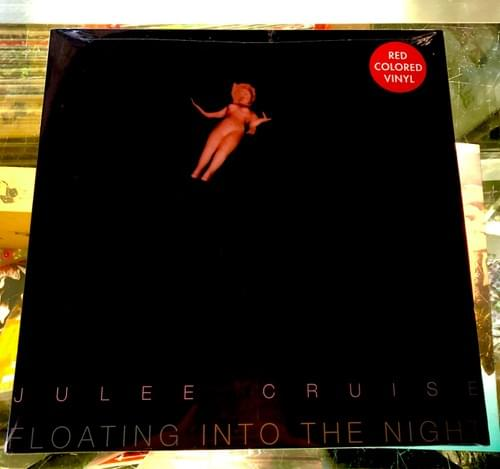 Julee Cruise- Floating Into The Night LP On Red Vinyl