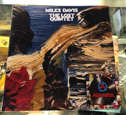 Miles Davis- The Lost Quintet LP On Vinyl