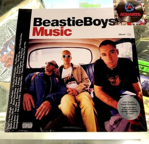 Beastie Boys - Music 2xLP On Vinyl