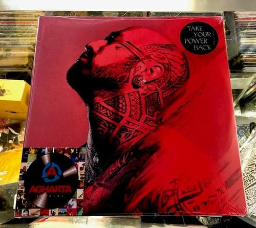 Nahko And Medicine For The People- Take Your Power Back 2xLP On Vinyl