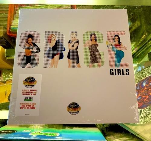 Spice Girls- Spiceworld LP On Vinyl
