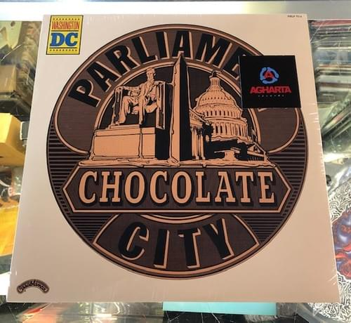 PARLIAMENT- Chocolate City LP On Vinyl Or Picture Disc!