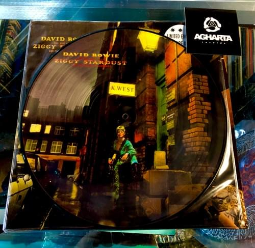 David Bowie - The Rise And Fall Of Ziggy Stardust...LP On Viny Or Picture Disc