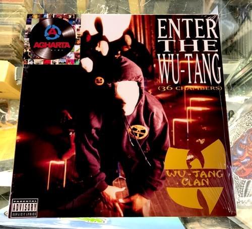 Wu Tang Clan- Enter The Wu-Tang (36 Chambers) LP On Vinyl