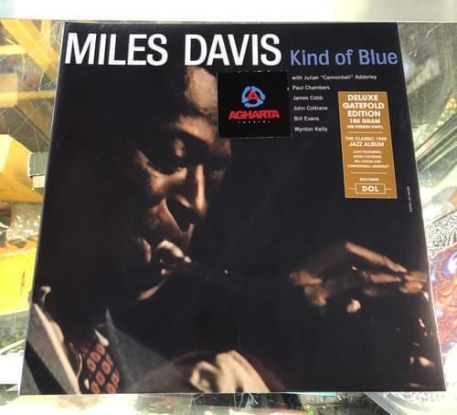 Miles Davis- Kind Of Blue LP On Vinyl [IMPORT]