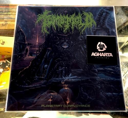 Tomb Mold - Planetary Clairvoyance LP On Vinyl