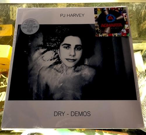 PJ Harvey - Dry: Demos LP Vinyl (PRE-ORDER 7/24/20)