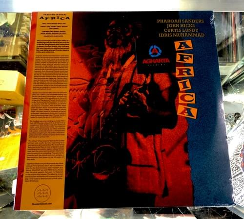 Pharoah Sanders - Africa 2xLP On Vinyl
