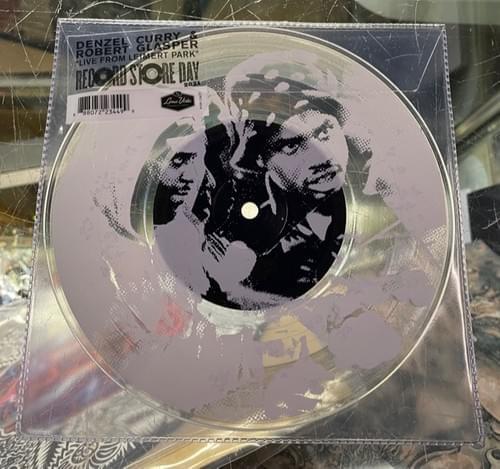 "Denzel Curry & Robert Glasper - Live From Leimert Park 7"" 45 Picture Disc"