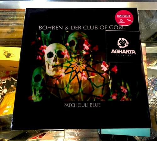Bohren & Der Club Of Gore- Patchouli Blue 2XLP On Vinyl [IMPORT]