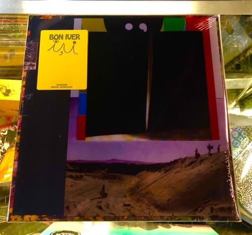 Bon Iver - i,i LP On Vinyl