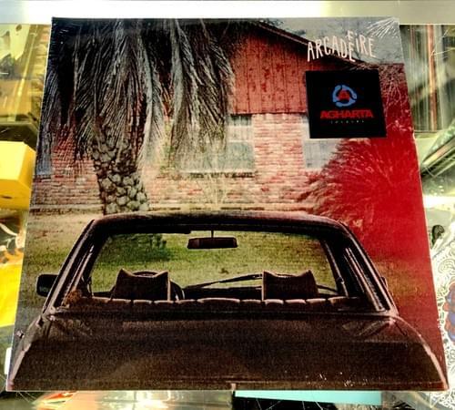 Arcade Fire - The Suburbs 2xLP On Vinyl