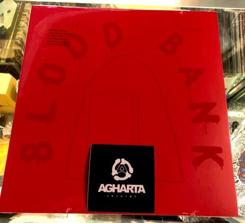 Bon Iver - Blood Bank Anniversary Edition LP On Red Vinyl