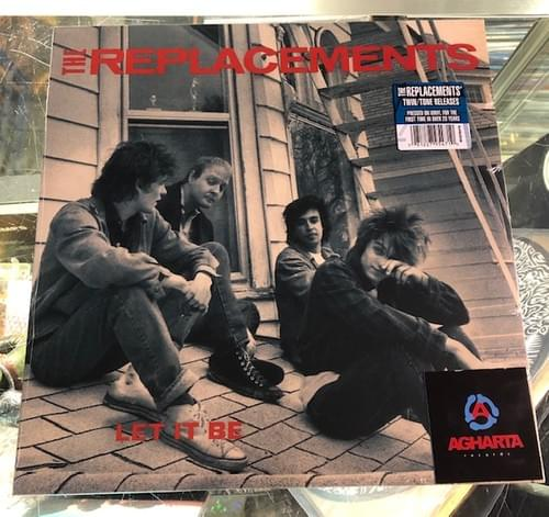 The Replacements - Let It Be LP On Vinyl