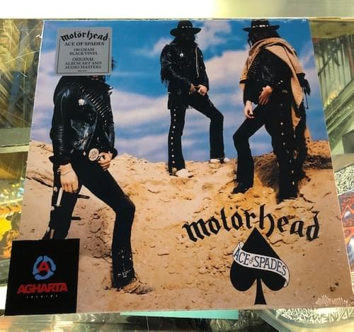 Motorhead- Ace of Spades LP On Vinyl [IMPORT]