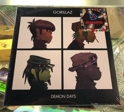 Gorillaz - Demon Days 2xLP & Picture Disc Versions