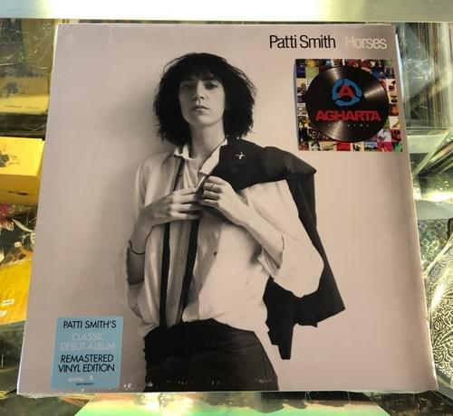 Patti Smith - Horses LP On Vinyl