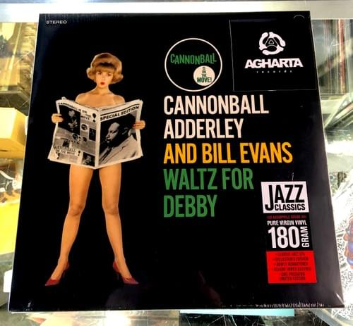 Cannonball Adderley And Bill Evans- Waltz For Debby LP On Vinyl [IMPORT]