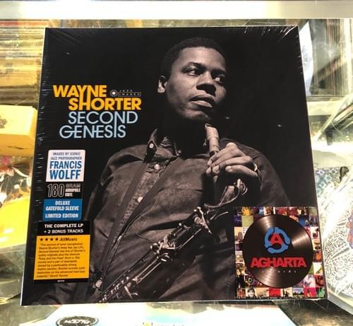 Wayne Shorter - Second Genesis LP On Vinyl [IMPORT]