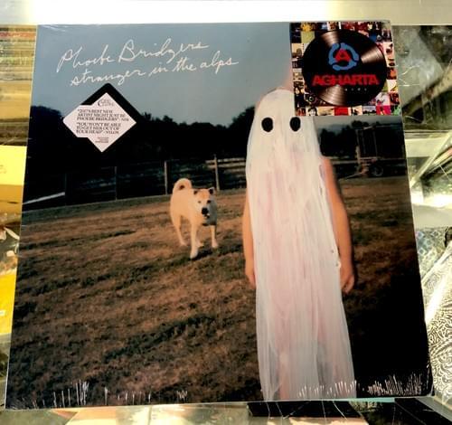 Phoebe Bridgers- Stranger In The Alps LP On Vinyl