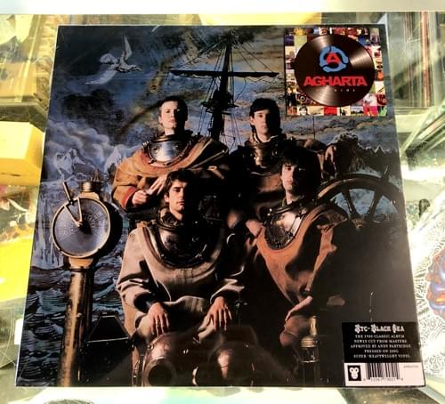 XTC - Black Sea LP On Vinyl [IMPORT]