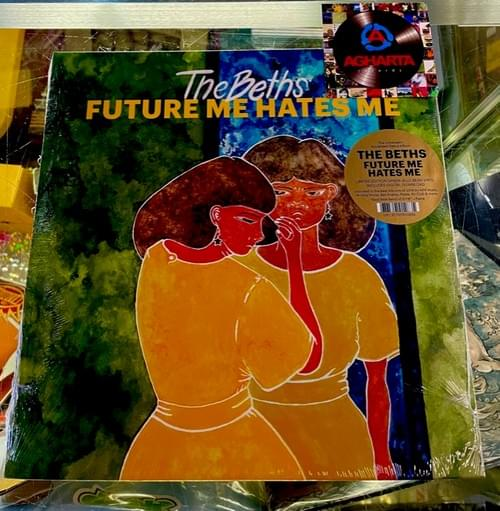The Beths - Future Me Hates Me LP On Limited Edition Jelly Bean Yellow Vinyl!