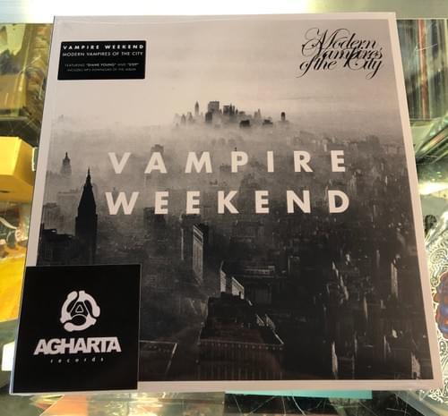 Vampire Weekend- Modern Vampires Of The City LP On Vinyl