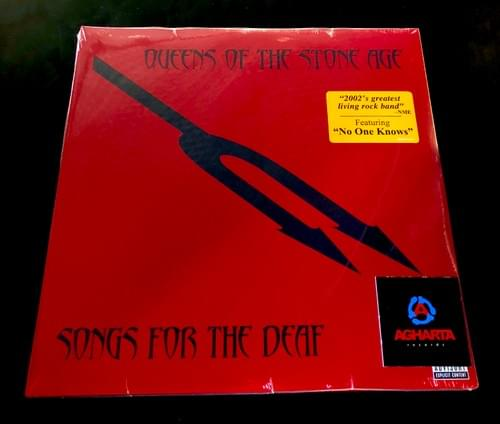 Queens Of The Stone Age -Songs For The Deaf 2XLP On Vinyl