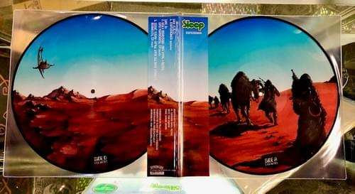 Sleep - Dopesmoker 2XLP On Black Vinyl, Green Vinyl, CD or Picture Discs!