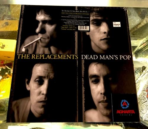 The Replacements- Don't Tell A Soul LP On Black Or Clear Colored Vinyl