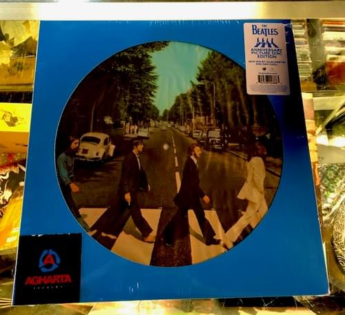 The Beatles- Abbey Road LP On Vinyl [Regular, Picture Disc And Deluxe Box Set]