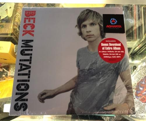 """Beck- Mutations LP And 7"""" On Vinyl"""