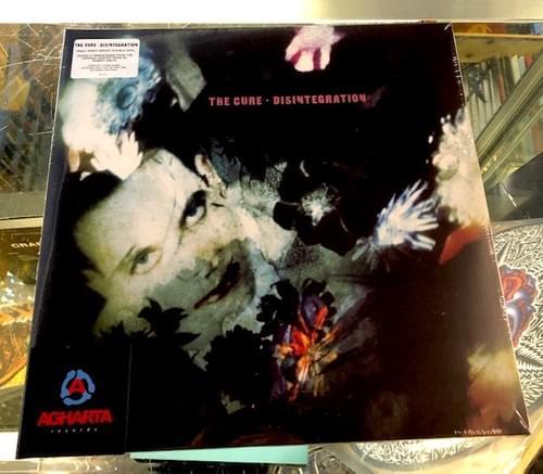The Cure - Disintegration 2XLP On Vinyl [IMPORT]