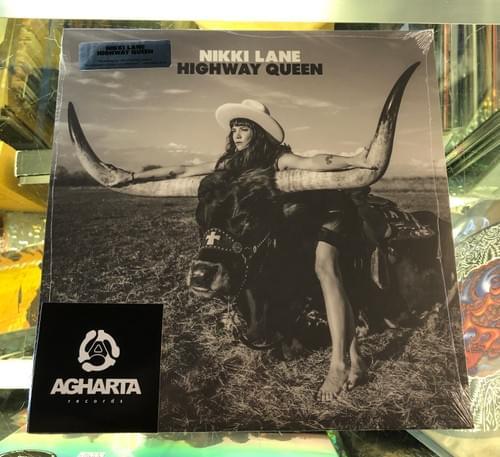 Nikki Lane- Highway Queen LP On Vinyl