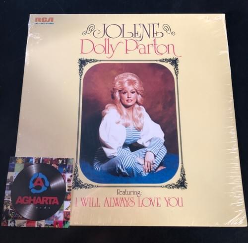 Dolly Parton - Jolene LP On Vinyl