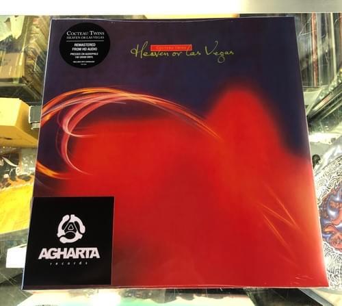 Cocteau Twins- Heaven Or Las Vegas LP On Vinyl