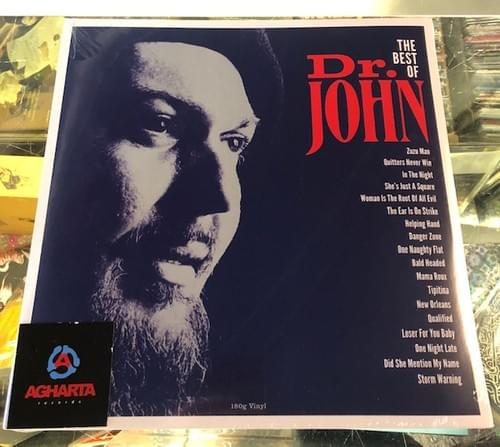 Dr. John- The Best Of LP On Vinyl [IMPORT]