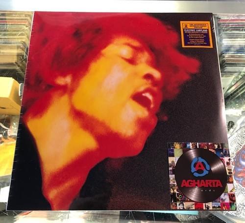 Jimi Hendrix - Electric Ladyland 2xLP On Vinyl [2 Versions]
